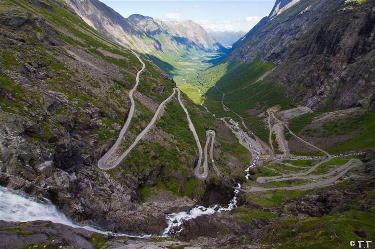 15個開車技術不好的人一定會送醫急救的世上最可怕道路!