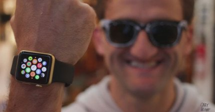 37萬的黃金Apple Watch太貴了嗎?只要幾百塊教你自己DIY!