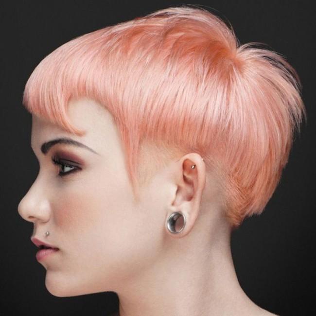 18張照片證明,這夏天馬卡龍彩法將會是最流行的髮型!