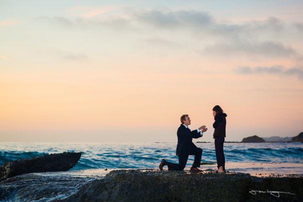 20個精心策劃的史詩般求婚,這些女孩說「我願意」1000次可能都還無法充分表達心中喜悅吧!