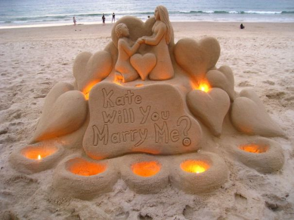 Amazing Sand Sculpture Proposal
