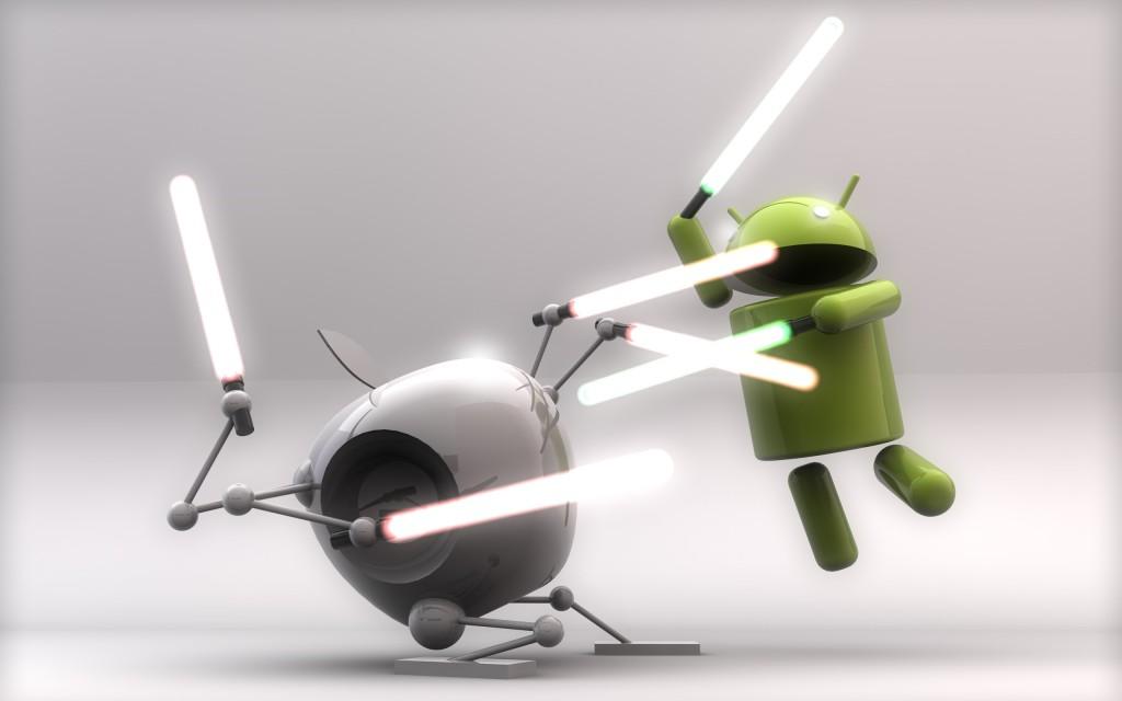 有一名網友在Google地圖上發現這個超幼稚的惡作劇...證明了Google真的很討厭蘋果!