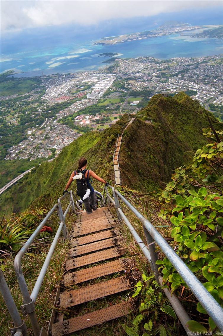 Don't Look Down! __ Of The Scariest Places On Earth 48