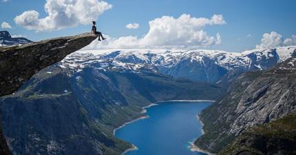 16個你千萬不能往下看的世界最可怕景觀台。膽量不夠或懼高症者千萬別去啊!