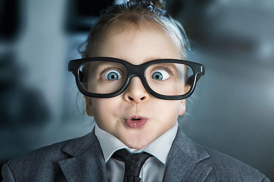 不知道的人可能會覺得這個爸爸對孩子做的事情很恐怖,但知道後覺得太天才了!