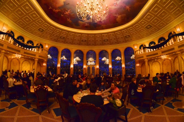 """At the Be Our Guest Restaurant there is a secret menu item. Ask for """"The Grey Stuff,"""" which is referenced in the song """"Be Our Guest."""""""