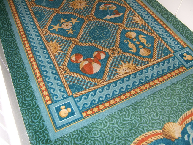 There are thousands of hidden Mickey's through the parks and resorts.