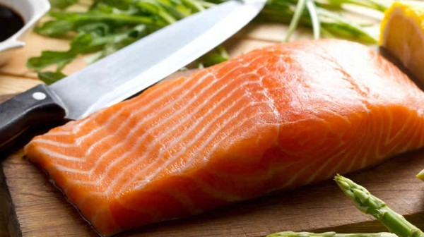 Eating salmon is shown to increase hair growth.
