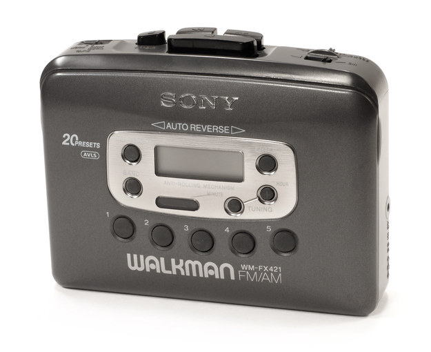 Being the only kid in class who had a cassette Walkman player instead of a CD one.