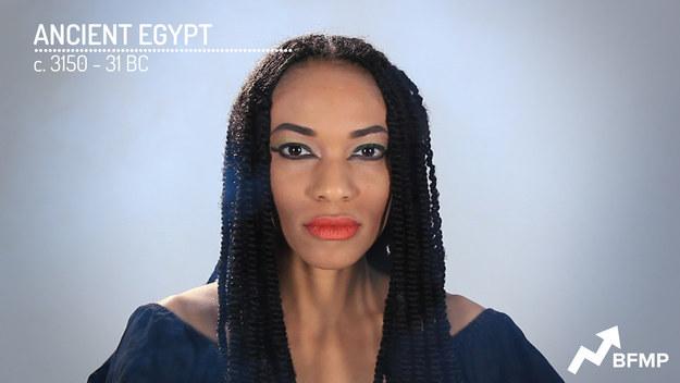 女性5000年化妝的風格改變了真的很多!從「一字眉」到剃光眉毛,古人的妝容變化真大啊!