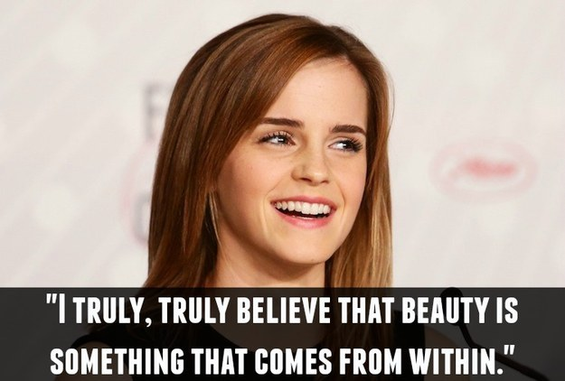 On the true meaning of beauty: