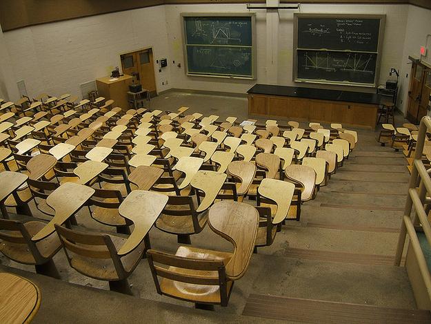 These desks.