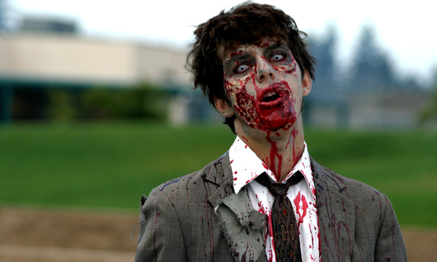 Dying sooner, so becoming a zombie sooner.