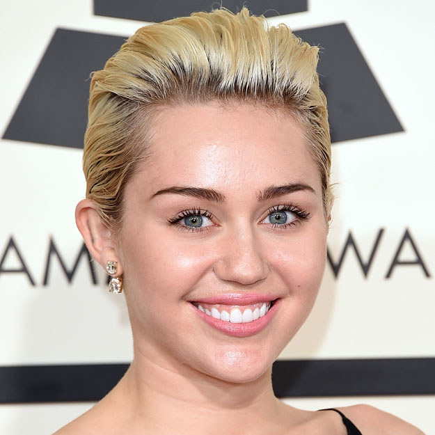5. 麥莉希拉 Miley Cyrus