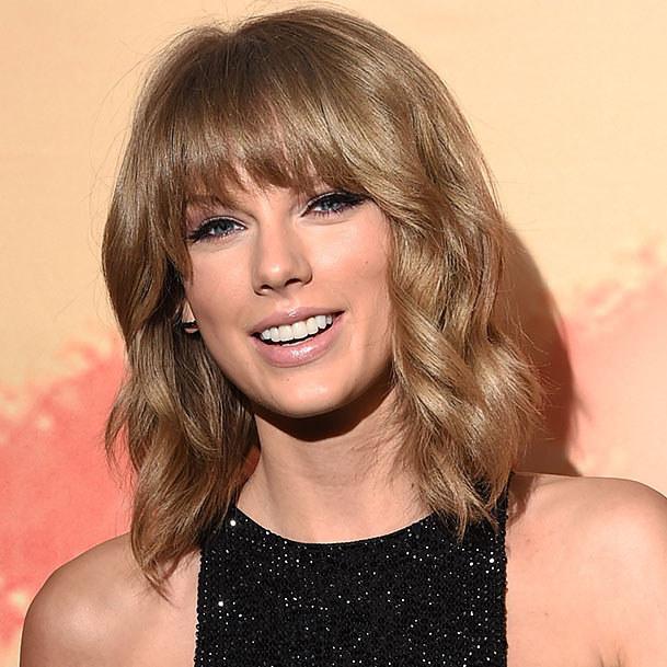 1. 泰勒絲 Taylor Swift