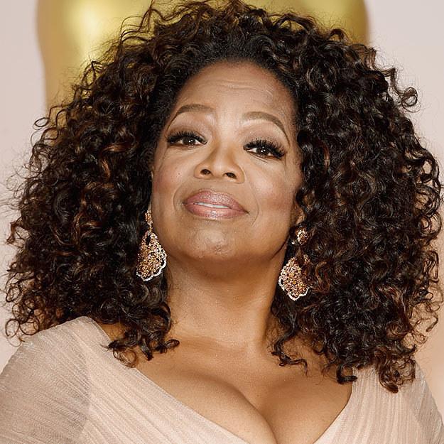 6. 歐普拉 Oprah