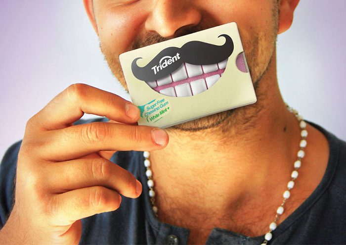 Playful Gum Packaging