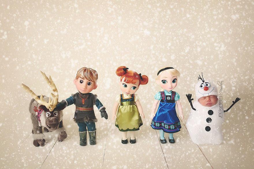 21張小寶寶Cosplay的超可愛照片讓地球上所有爸媽都開始自己縫戲服了...