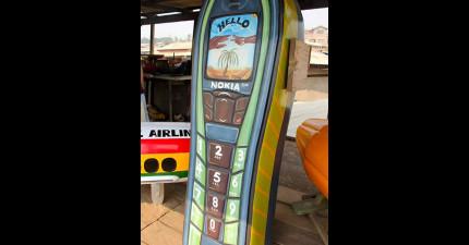 27個會讓死亡不再沈重的創意棺材。Nokia 3310的棺材會萬年不壞?!