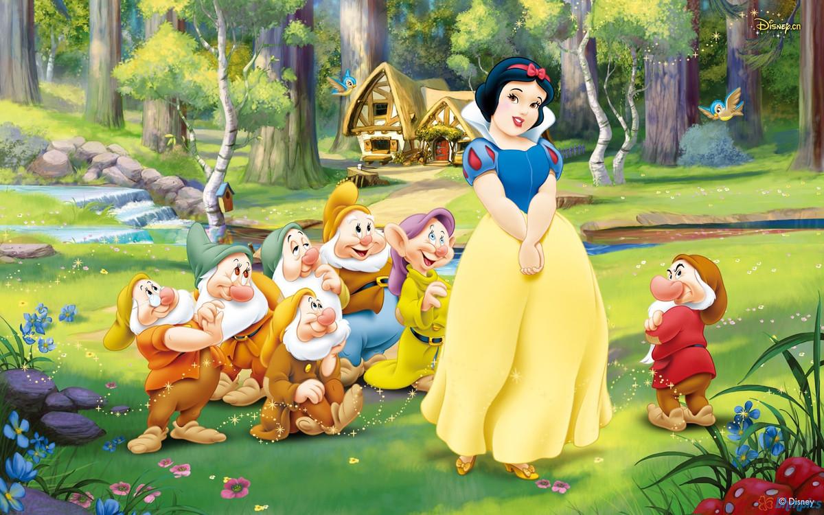 當迪士尼公主都變「豐滿」後,反倒讓我覺得更親切喜歡了!
