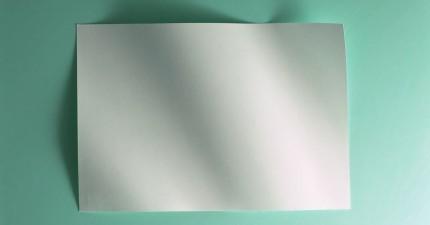 不要小看這張很普通的紙,過沒多久你就會因為這張紙上的東西而更珍惜人生!