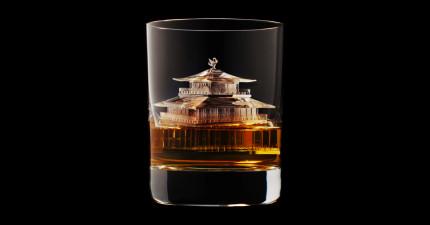 這些造型冰塊已經讓我興奮到快昏過去了!倒入威士忌的剎那人生都圓滿了!