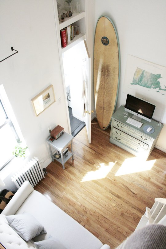 12個把超小公寓空間大升級的天才設計靈感。#6那個只有5坪大的公寓真的太誇張了!