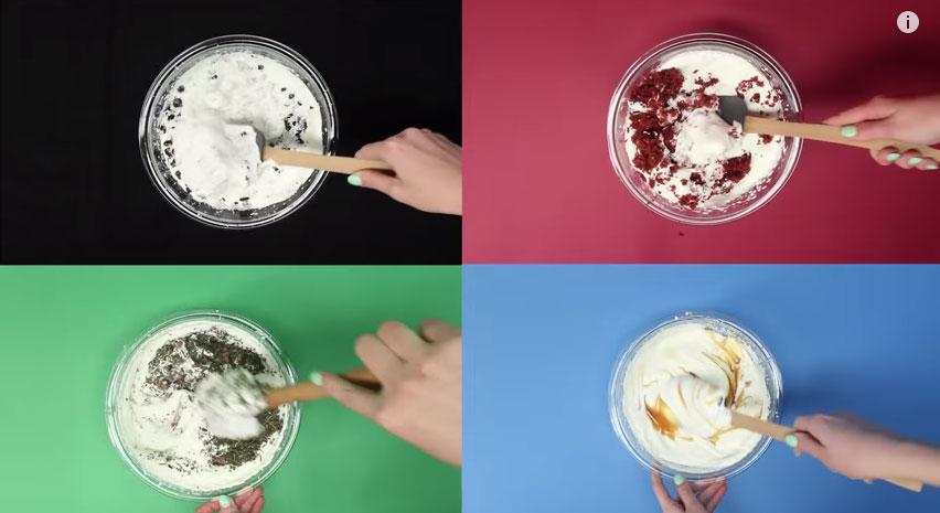 不要再為了Häagen Dazs冰淇淋去吃火鍋吃到飽了,只要兩個主要材料就可以輕鬆做出「美味高級冰淇淋」!