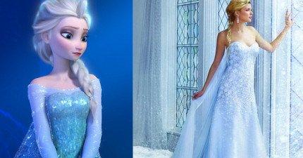 9個設計師最新推出的「迪士尼公主系列婚紗」,美到會讓你永遠忘記Vera Wang是什麼!