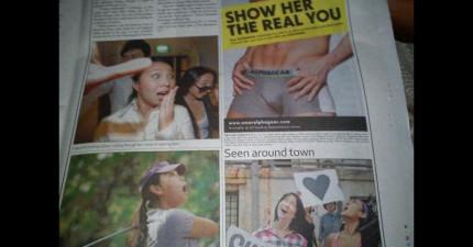 17張排版不慎的廣告,看到亮點後有一些人應該已經被氣死了吧?