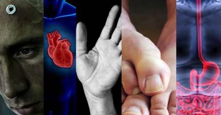 9個問題檢測出你都用哪個「身體部位」思考?