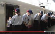 這就是清潔人員怎麼只花7分鐘就把日本新幹線清理乾淨。
