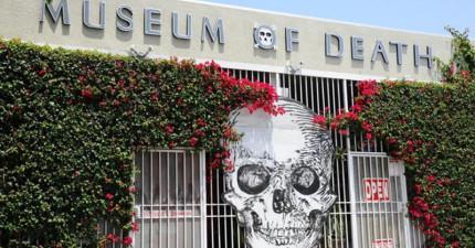 這個世上最恐怖的死亡博物館,看過裡面的展覽物後就會讓你更珍惜現在的每一天!