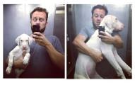 他不知道這隻小狗狗還可以活多久,所以決定每天幫他拍攝影片。結果...奇蹟發生了!