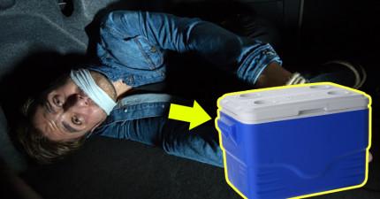 男子在路上被3名女子持槍擄走,性侵後「取精」冰入保冰箱!