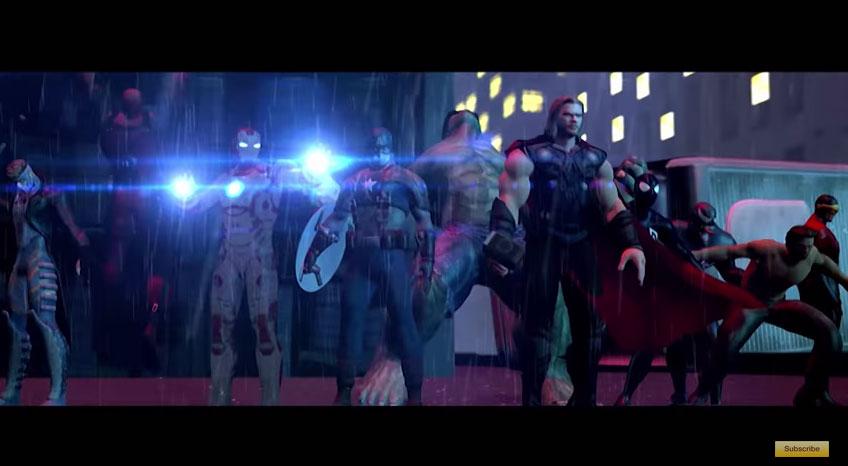 這支鋼鐵人對抗蝙蝠俠的超精采影片,會彌補你對《復仇者聯盟2》打鬥片段的失望。