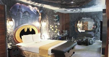 27個會讓每個電影迷愛到抓狂的夢幻室內設計。