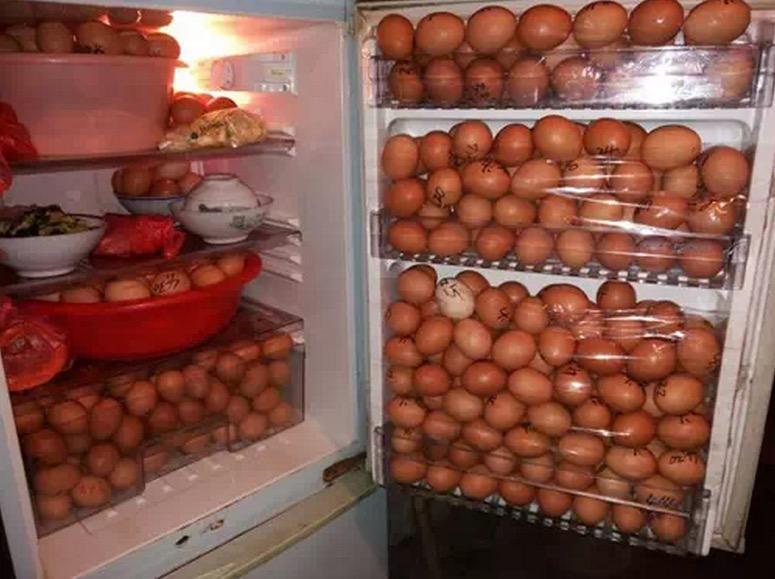 中國這名保全一年偷竊上百次後被抓到了,警方在他家中搜出了超莫名的贓物,和...400顆蛋?