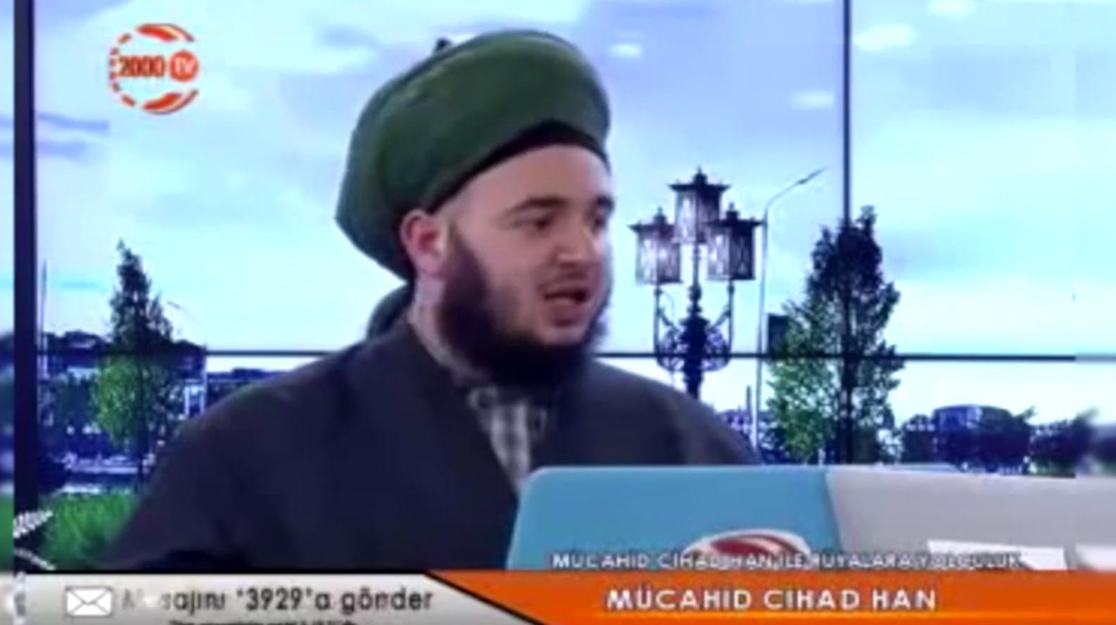 這名伊斯蘭教傳道者竟在電視上宣稱男生自慰的話「手掌就會懷孕」,男生要小心一天不要懷孕太多次喔!
