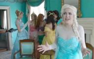 忍受不了迪士尼公主被拍得好像都需要王子拯救,艾莎霸氣唱出現代公主該有的人生!