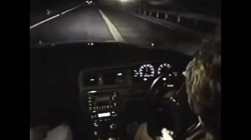 這場在日本的警車山路追逐完全比《玩命關頭》還要玩命,比《頭文字D》還要頭文啊!