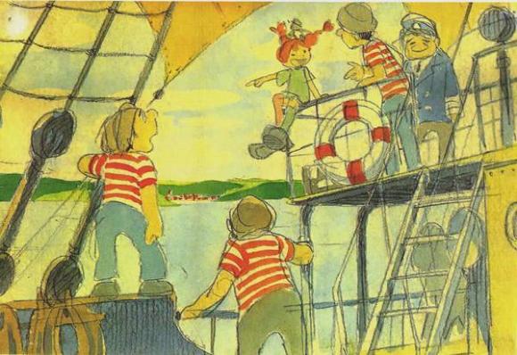 這就是宮崎駿原本要在你童年畫出來但難產的遺憾動畫!