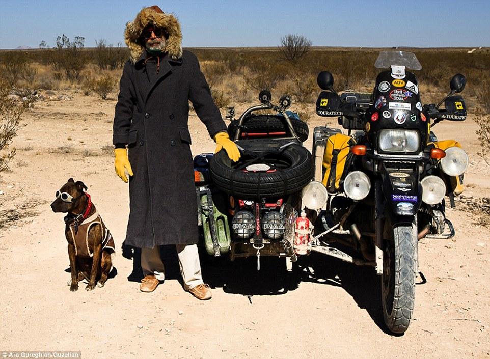 67歲的他在痛失兒子後踏上一人一狗流浪之旅,悟出了這句人生最好的註解!