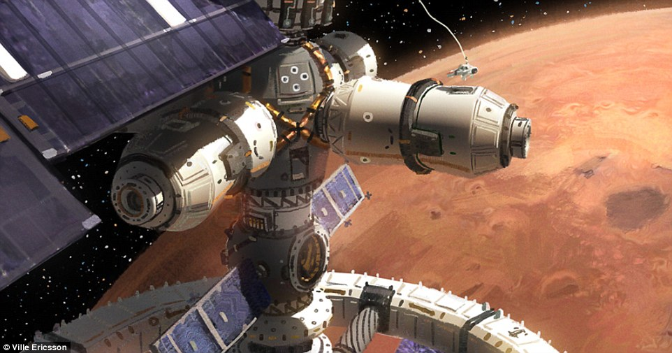 要登陸火星並在上頭殖民確實有一定的難度,因為火星並沒有磁層可以保護星球表面免於太陽輻射,所以在上頭相當危險。但截至目前為止,火星依然是我們最有可能在上頭生存的下一個可能性。