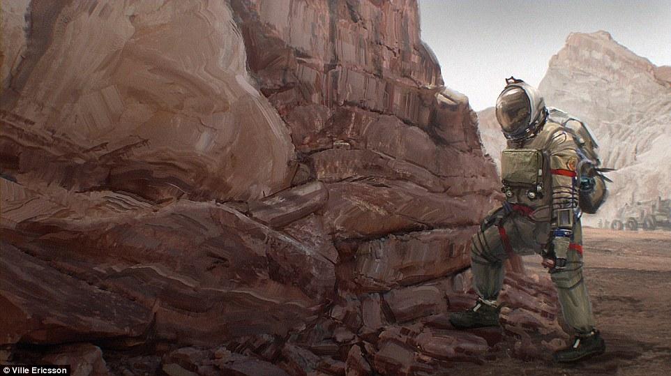 「登陸火星」一事在最近也有熱烈的討論,而美國太空總署 (NASA) 的目標也是在2030年代可以將人類真的送上火星。