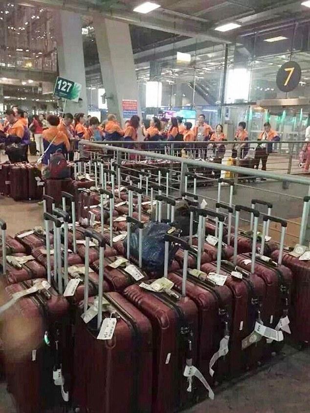 中國海派老闆包下12700位員工去泰國度假,看到超大規模旅遊細節後我馬上發去給老闆看...