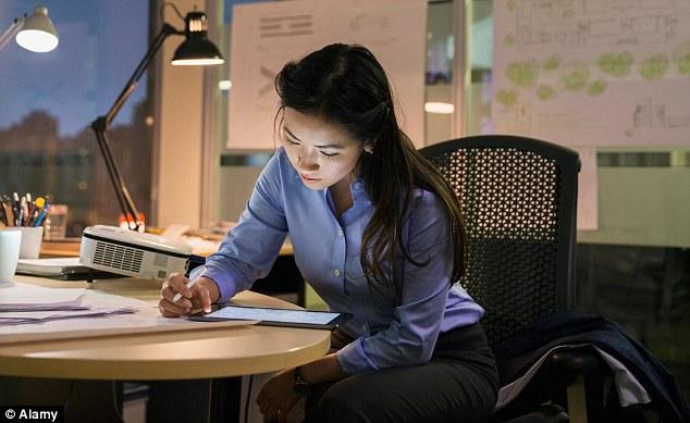 最新研究指出:高達31%的男性都在辦公室「裝忙」還被升官!女性也該學會才能獲得公平升官機會!