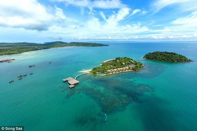這對夫婦只用了46萬買下這座島嶼,開發成頂級度假村後讓我看了立刻上網去找便宜小島來買。