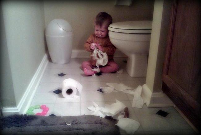 30張照片證明小孩子體內都有一個隨時會出現的惡魔。
