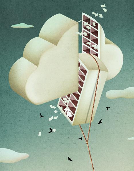 18張台灣藝術家的簡明諷刺插畫,戳破社會的錯誤及病態。